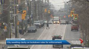 Toronto officials say they haven't seen regulation hours ahead of Ontario COVID-19 crackdown (02:21)
