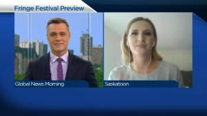 Saskatoon Fringe Festival is back for 2021 (03:51)
