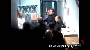 Black prisoner in Quebec hopes for criminal investigation of prison guards (02:06)