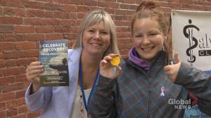 Moncton Recovery Day shines a spotlight on methamphetamine addiction