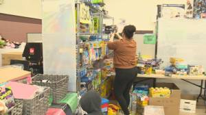 Despite the long running Tiny Tim charity breakfast being  in Kelowna his year due to COVID-19, organizers hope community members continue to support the cause by donating toys for families in need (02:27)