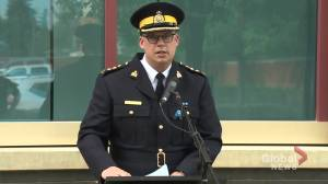 RCMP dog killed, man dead after police shooting in northern Alberta: ASIRT (03:31)