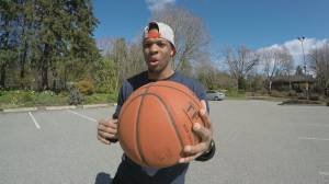 Vancouver streetballer lives hoop dream