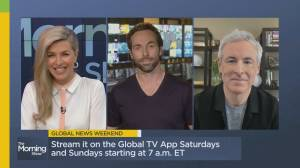Checking in with Global's Mike Arsenault