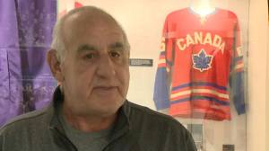 Trail Smoke Eaters celebrate 60th anniversary (02:02)