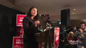 Federal Election 2019: Maryam Monsef thanks supporters for re-election in Peterborough-Kawartha
