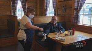 Moncton restaurant opens its doors after province decision to ease restrictions