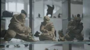 New Inuit art centre opens at Winnipeg Art Gallery (02:37)