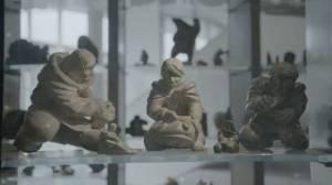 New Inuit art centre opens at Winnipeg Art Gallery (02:37)