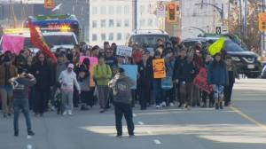 Protests supporting Wet'suwet'en hereditary chiefs continue