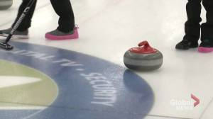High school curlers compete in Kawartha championships in Omemee