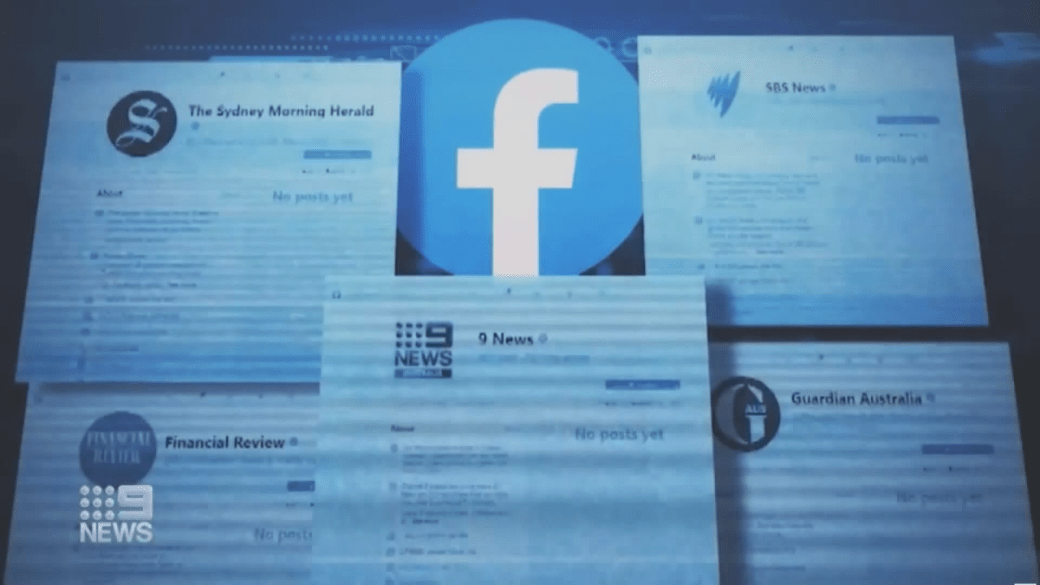 Click to play video 'Why Facebook banned news in Australia'