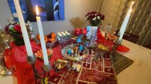 Holiday Celebrations: Persian winter festival of Shabe Yalda (03:47)