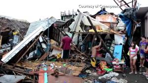 Repair work underway after Typhoon Kammuri strikes Philippines