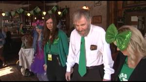 Tir Nan Og Irish pub prepares for St. Patrick's Day festivities