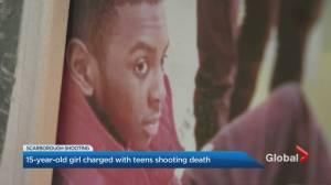 Arrest made in fatal shooting of 16-year-old boy in Toronto (02:07)