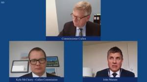 Cullen Commission testimony on 'conflicting directions' from then-minister (02:43)