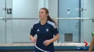 Global Edmonton MVP: Danielle Rooker