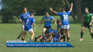 Rugby Canada to play final game in Ontario this Saturday
