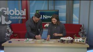 Food for Thought: Nicole Braun makes holiday inspired homemade sugar cookies