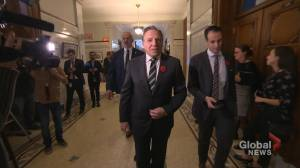 CAQ rolls back on immigration reform after criticism from business leaders, protestors