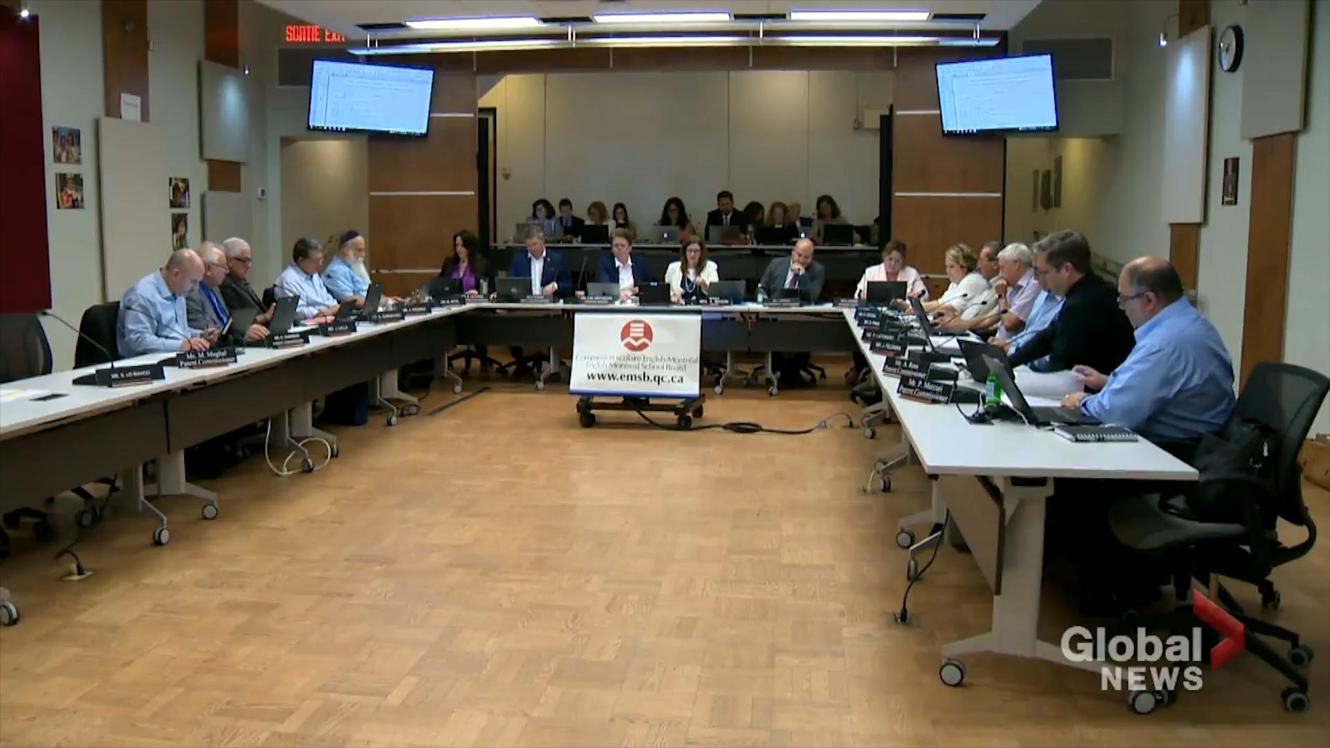 English Montreal School Board contract fraud