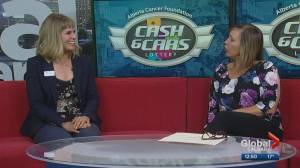Cash and Cars Lottery supporting Alberta's fight against cancer