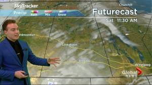 Saskatchewan weather outlook: Dec. 27