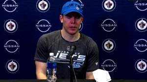 RAW: Winnipeg Jets Paul Stastny Interview – Feb. 17 (03:51)