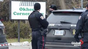 Oakville incident ends with 'safe conclusion': Halton Police (01:49)