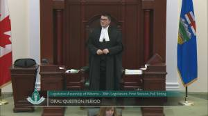 MLA Nathan Cooper launches a video series called Retro Question Period
