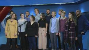Local choir Prairie Voices partners up with world renowned conductor for upcoming concert.