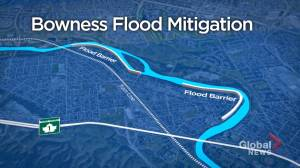 Bowness flood barrier on hold after residents oppose project: memo (01:41)