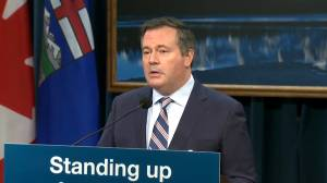 Kenney calls on Trudeau to discuss U.S. blocking of Keystone XL with Biden administration (03:36)