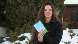 Olympian Shannon Szabados pens 'Every Bunny Loves to Play' children's book (01:52)