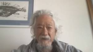 David Suzuki to receive honorary degree from Atlantic School of Theology (06:43)