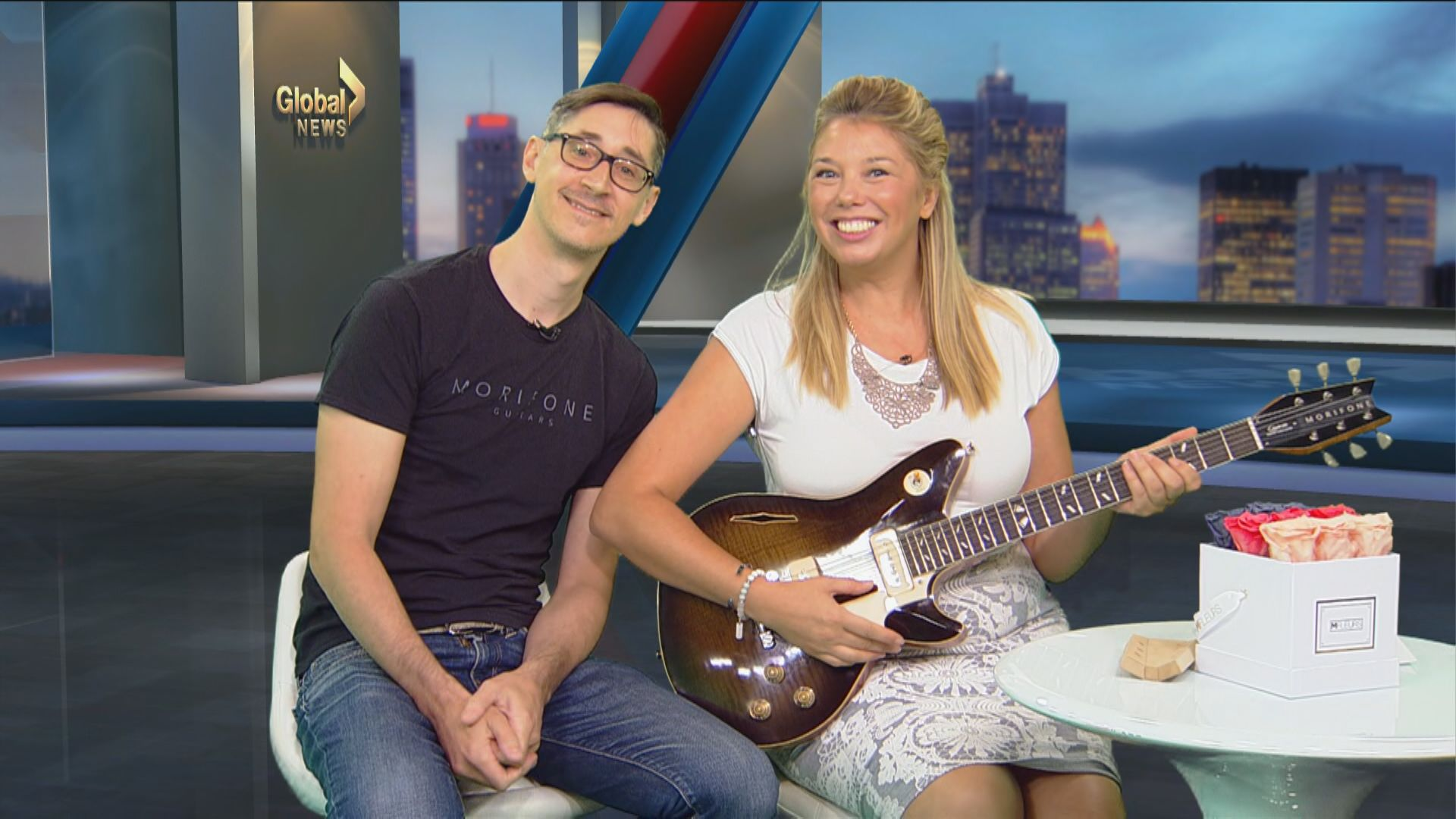 Montreal guitars making noise around the world