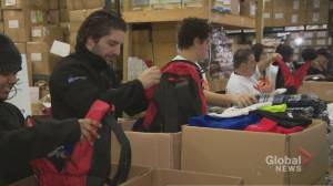 Project Winter Survival to package 3,000 kits for distribution to those in need