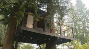 North Vancouver father fights city hall over tree fort
