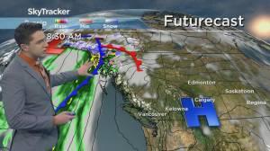 Kelowna Weather Forecast: November 30 (03:17)