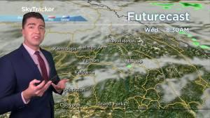 Kelowna Weather Forecast: June 21 (04:03)