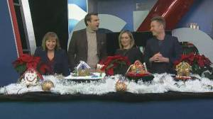 Calgary Morning News Gingerbread Competition