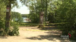 Portion of Crown land in Burleigh Falls closed due to unsafe conditions