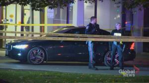 Man killed in shooting outside condo near Square One in Mississauga