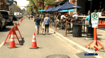 Calgary modifying streets in hopes of helping businesses reopen