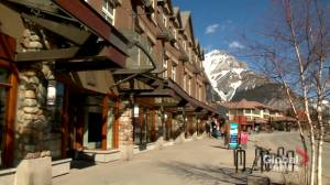 Hotel operators in Banff optimistic for a busier summer (01:52)