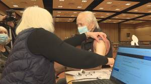 'It means a lot': Penticton seniors share COVID-19 vaccine experiences (01:58)