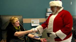 Blood drive held in Halifax