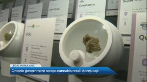 Ontario government scraps cannabis retail stores cap