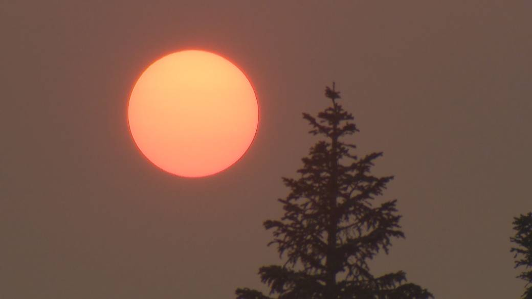 'Smoke from B.C. wildfires fouls Vancouver air'
